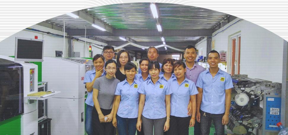 Meet our friends at Maitek, Co Ltd.